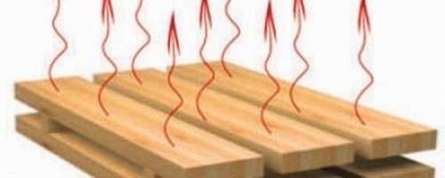 Виды сушки древесины