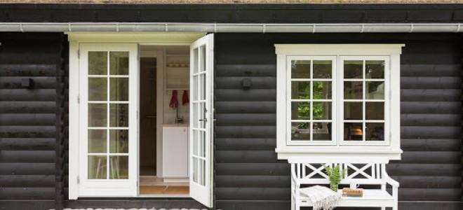 Чем обработать деревянный дом из бруса снаружи