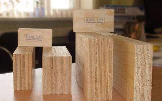 ЛВЛ брус – высококачественный строительный материал
