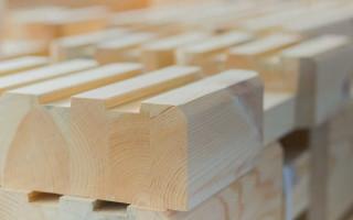 Клееный брус: современные производственные линии