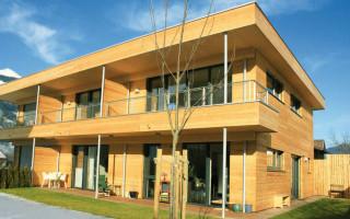 Стеновые панели – альтернатива бетону