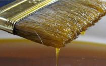 Использование масла для защиты древесины