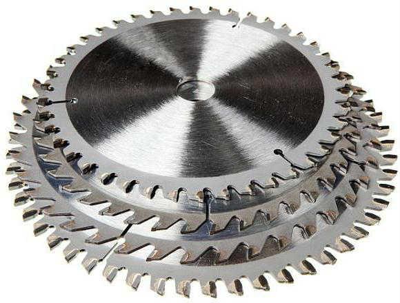 Пильные металлические диски
