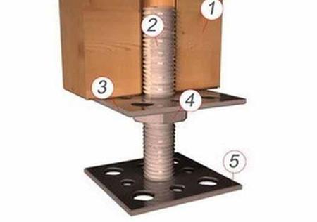 Схема винтового компенсатора